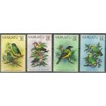 Vanuatu 598-601 **