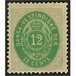 Danska Västindien 11a *