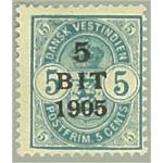 Danska Västindien 30 *