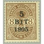 Danska Västindien 31 *