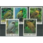 Papua New Guinea 597-601 **