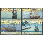 Pitcairn Islands 681-684 **