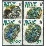 Niue 973-976 I **