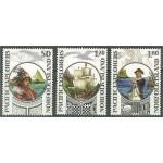 Norfolk Island 908-910 **