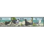 Pitcairn Islands 717-720 ** strip