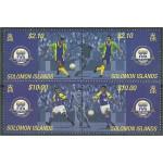 Solomon Islands 1154-1157 **