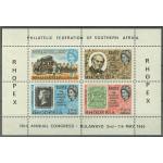 Rhodesia block 1 **