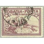 Rumänien 172C stämplat