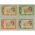 Rumänien 208-211 *