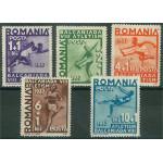 Rumänien 538-542 *