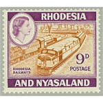 Rhodesia and Nyasaland 26 **