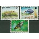 Wallis et Futuna 636-638 **