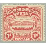 Solomon Islands SG 2 *