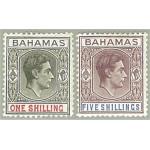Bahamas SG155-156 * (kt)