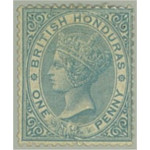 British Honduras SG11 *