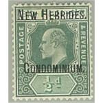 New Hebrides 1 *