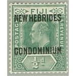 New Hebrides 20 *