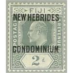 New Hebrides 22 *