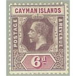 Cayman Islands SG47 *