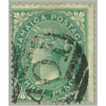 Jamaica SG10 stämplat (vht)