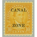 Canal Zone 60C *