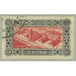 Zanzibar 219 stämplat