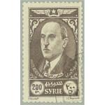 Syrien 483 stämplat