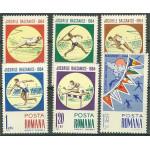 Rumänien 2299-2304 **