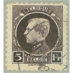 Belgien 183 stämplat