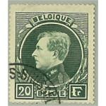 Belgien 263 II stämplad
