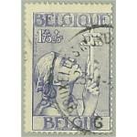 Belgien 371 stämplat