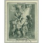 Belgien 513 stämplat