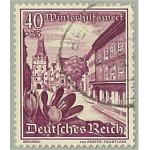Tyska Riket 683 stämplat