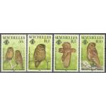 Seychellerna 575-578 **