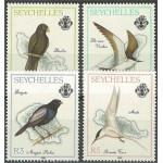 Seychellerna 703-706 **