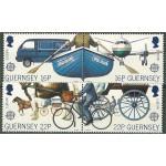 Guernsey 417-420 ** par