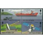 Isle of Man 367-370 ** par