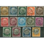Tyska Riket 482-495 stämplade
