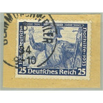 Tyska Riket 506 stämplat