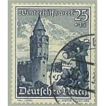 Tyska Riket 682 stämplat