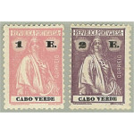 Kap Verde 191-192 *