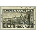 Luxemburg 143A stämplat