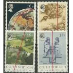 Storbritannien 993-996 **