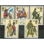 Storbritannien 956-960 **