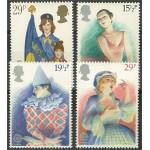 Storbritannien 914-917 **