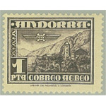 Spanska Andorra 58 *