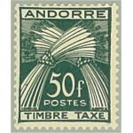 Franska Andorra P40 *