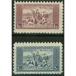 Tjeckoslovakien 330-331 **