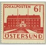 Östersund lokalpost 4D **