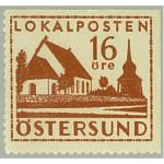 Östersund lokalpost 6D **